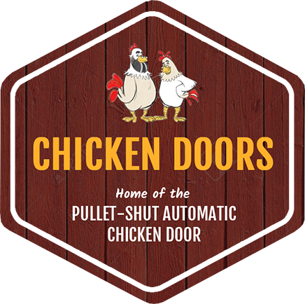 ChickenDoors.com | Home Of The Pullet Shut Automatic Chicken Door