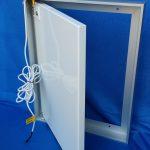 Door with Photo Sensor